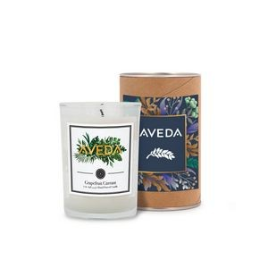 8 oz. Scented Tumbler Candle in a Cardboard Gift Tube w/ Metal Lid