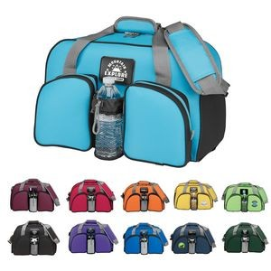 Weekender Duffel Bag (Solid Colors)
