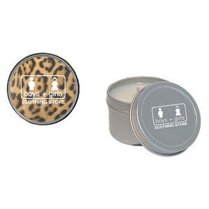 2 oz. Candle In Round Tin