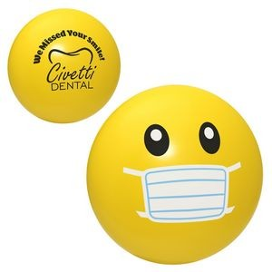Emoji Face Mask Stress Reliever