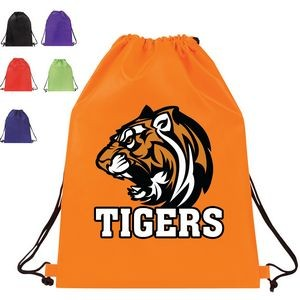 Basic Drawstring Backpack