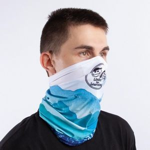 Full Color Polyester Neck Gaiter